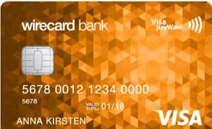 wirecard prepaid kreditkarte